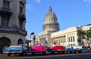 Cuba and cars
