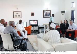Nigeria Carter Center