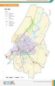 Chattnooga RTP, base map