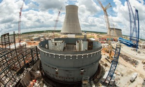 Plant Vogtle is adding to the financial drag that Moodys Investors Service says will prompt it to downgrade Southern's credit rating as it purchases AGL Resources. Credit: Georgia Power