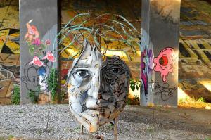 Eyes on the Beltline by Lisa Panero