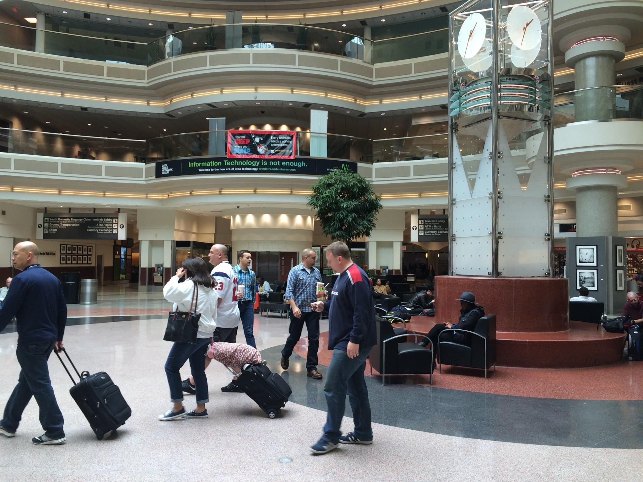 Airport Atrium
