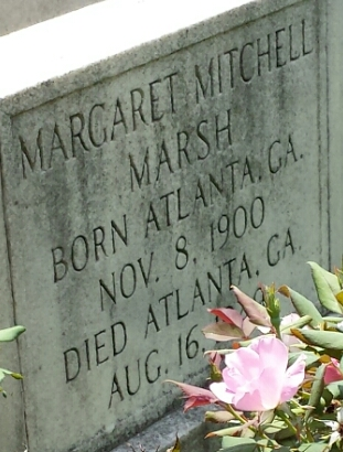 Margaret Mitchell by Mike Harmon