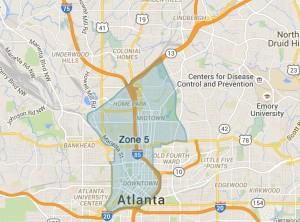Zone 5, APD