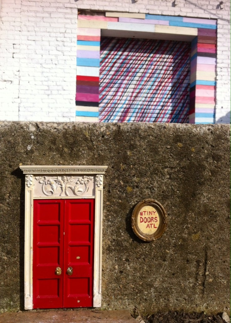 Doorways to Paris by Kelly Jordan
