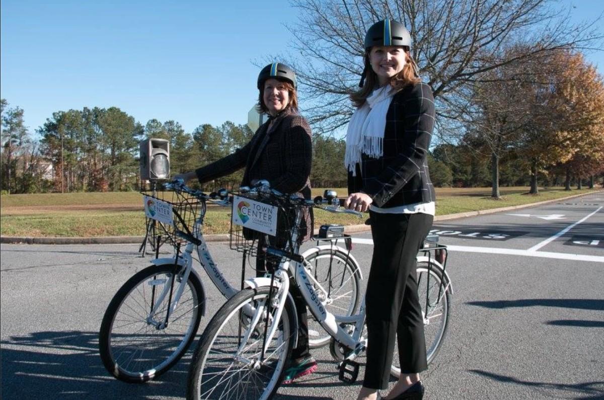 Bike share, DiMassimo, Rathbone