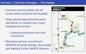 GRTA service changes, perimeter