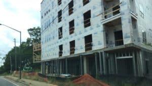 Housing construction, apartments