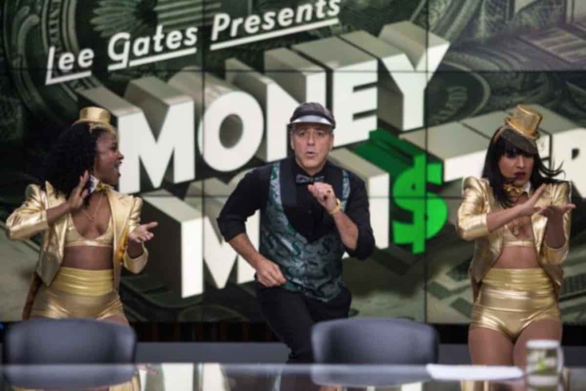 Money Monster, clooney dancers