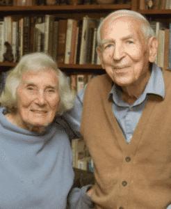 Nan and Britt Pendergrast