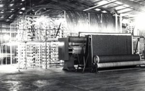 Textile loom manufacturing