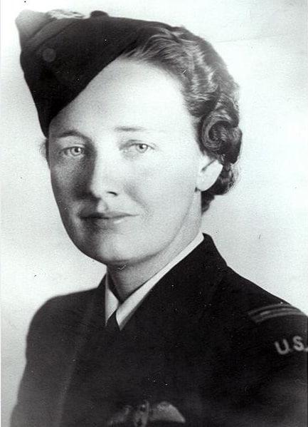 Hazel Raines. Courtesy of Georgia Aviation Hall of Fame