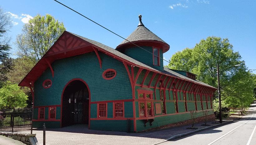 The Trolley Barn by Urban Explorers of Atlanta