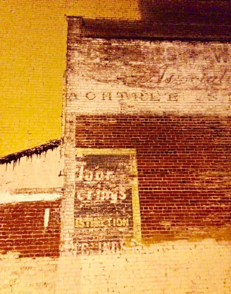 Ptree @ 3rd St (recent demolition) by Kelly Jordan