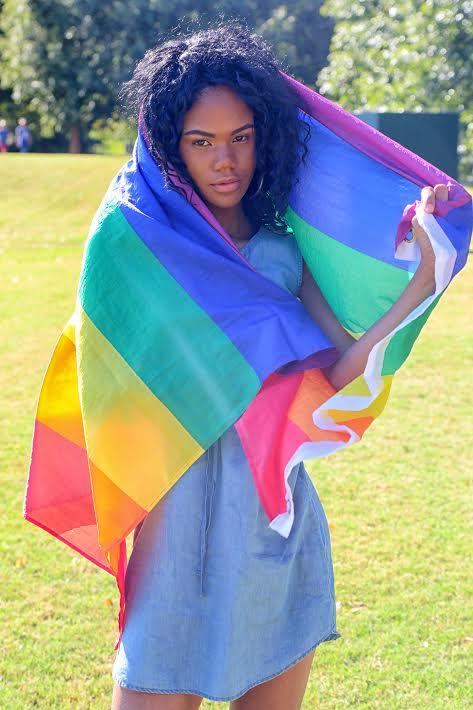 Atlanta Pride at Piedmont Park by Kemet Alston