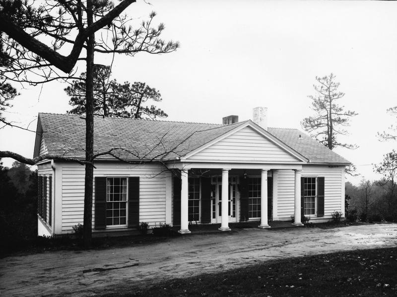 Little White House. Courtesy of Franklin D. Roosevelt Presidential Library and Museum