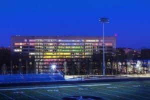 North Atlanta High School, campus