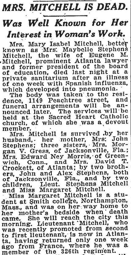 short cropped Mitchell obituary (1)