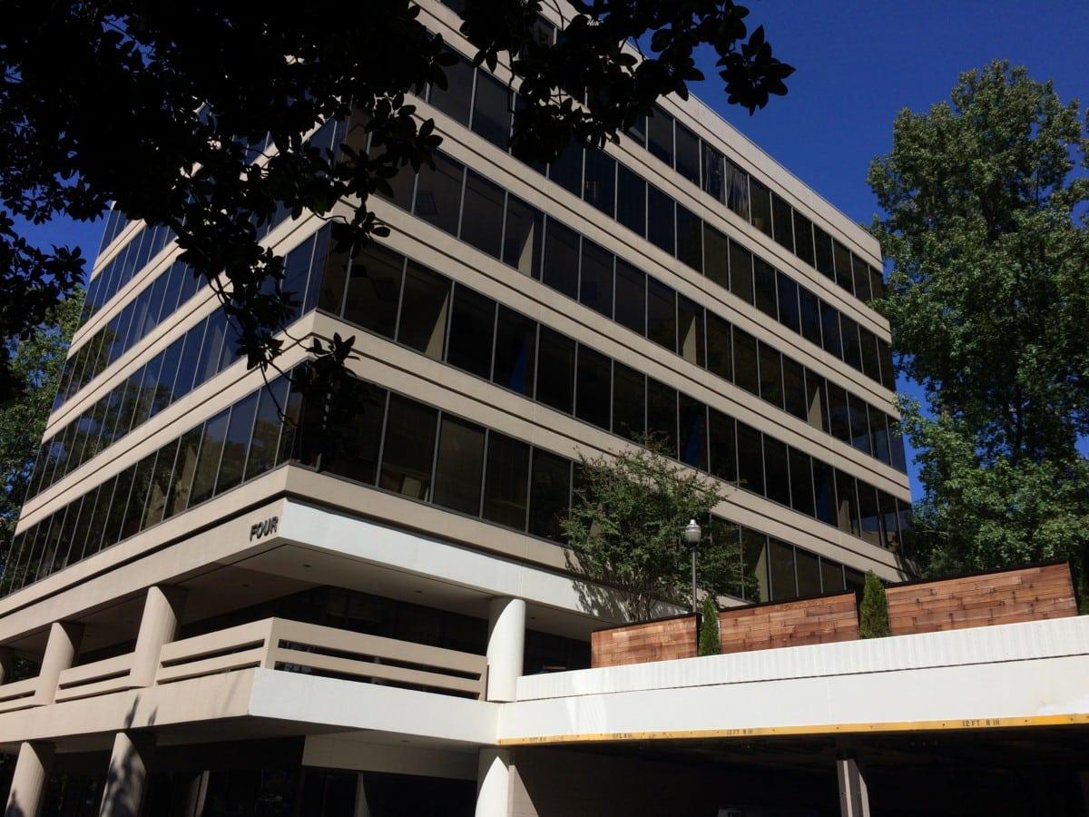Buckhead office building