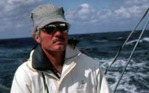 Ted Turner, America's Cup, aboard courageous