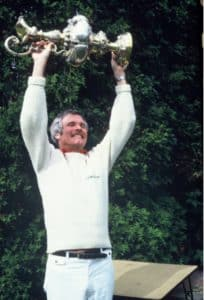 Ted Turner, America's Cup, cup