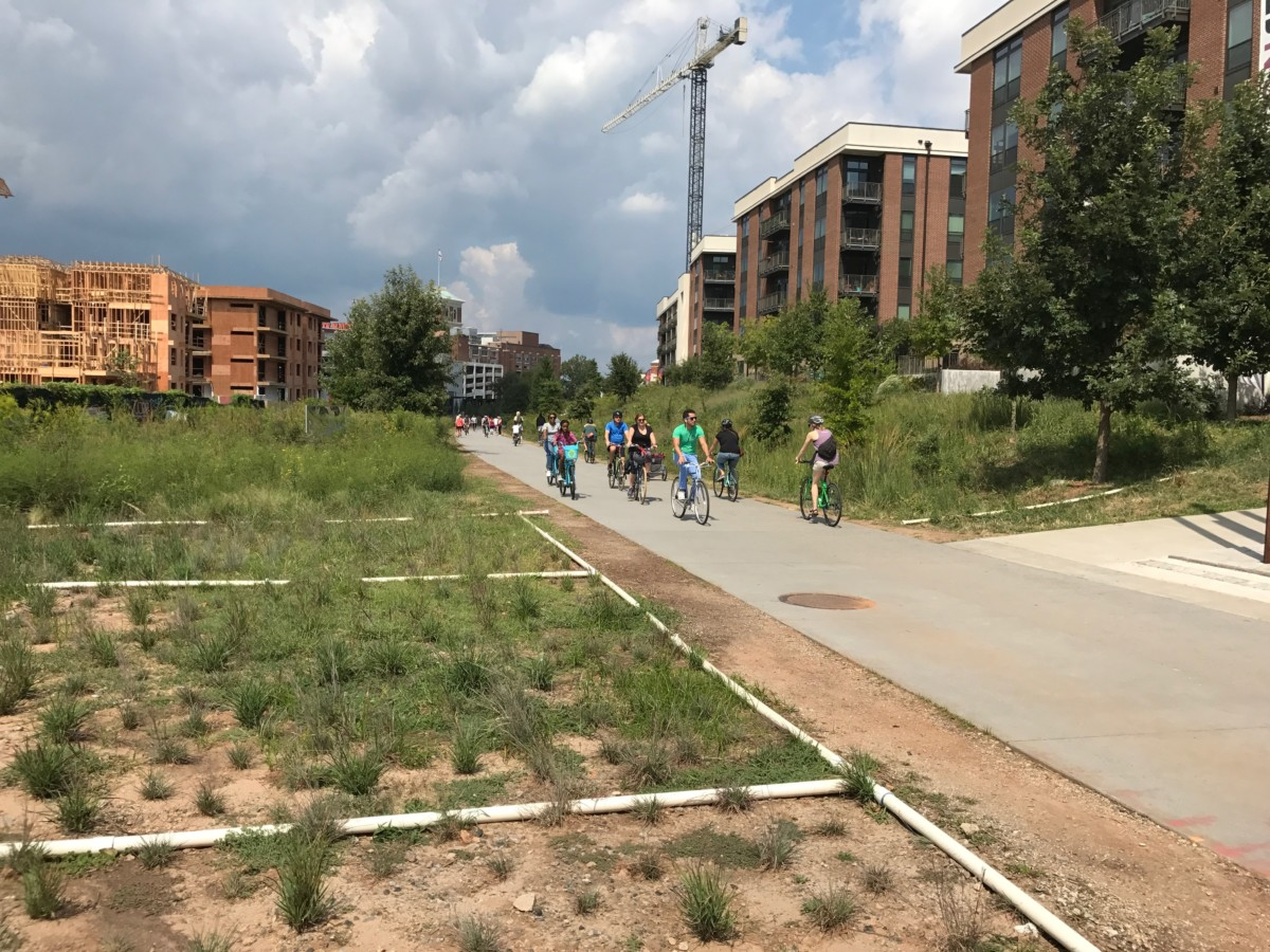 BeltLine, Eastside Trail
