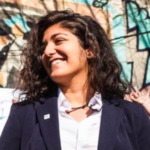 Liliani Bakhtiari, candidate for Atlanta City Council District 5. Credit: Courtesy Liliani Bakhtiari