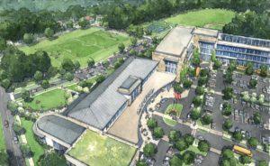 Grove Park school and YMCA