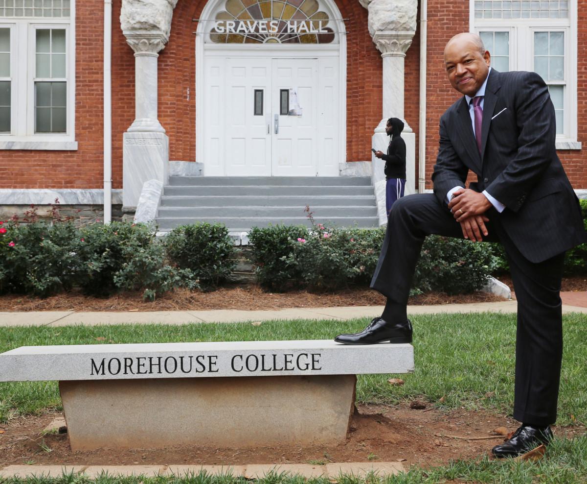 Morehouse David Thomas