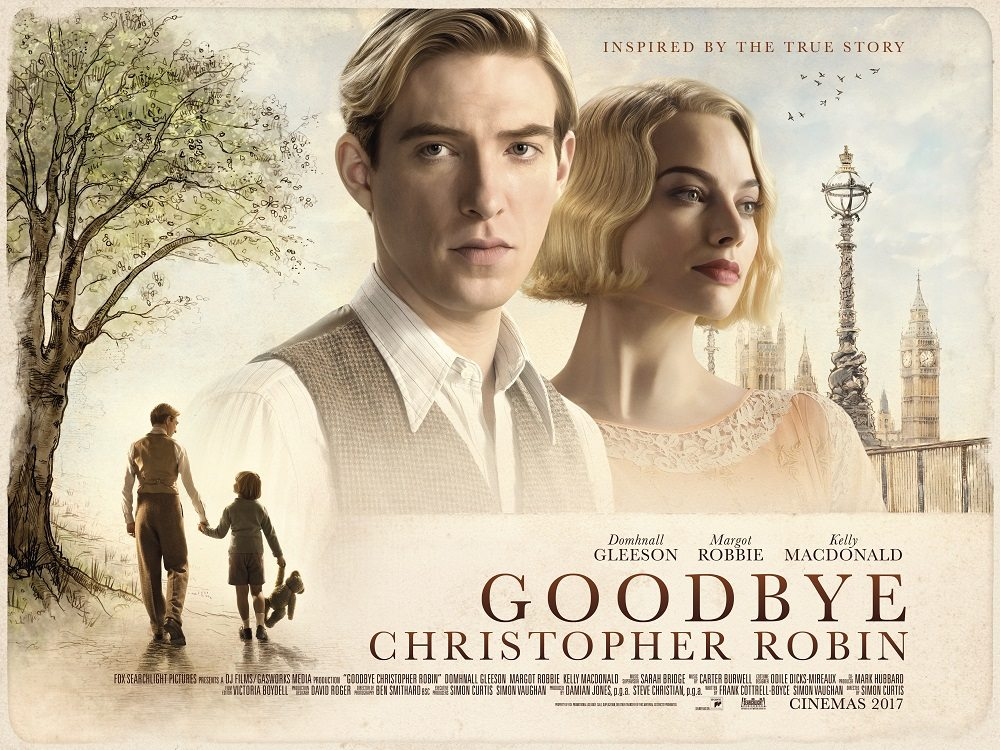 Goodbye Christopher Robin' – an ode-to-England piece that gets it ...