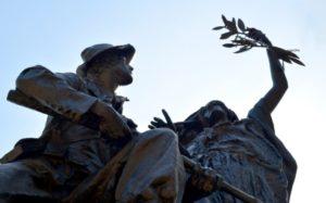 Peace Monument, piedmont park