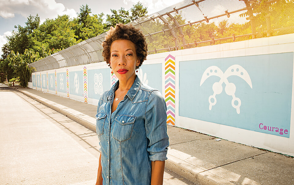 "By Maria Saporta The High Museum of Art has selected Georgia native Amy Sherald as the 2018 recipient of the prestigious David C. Driskell Prize in recognition of her contributions to the field of African-American art, the museum announced on Thursday. Among her notable achievements, Sherald received the commission to paint former first lady Michelle Obama's official portrait for the Smithsonian National Portrait Gallery, which will be unveiled on Feb. 12. The Driskell Prize, founded in 2005, was named in honor of renowned African-American artist and art scholar David C. Driskell to recognize artists and scholars early or in the middle of their careers. Sherald will be honored as the 14th Driskell Prize recipient at the High's Driskell Prize Dinner on April 27. The Prize includes a $25,000 cash award for the artist. Proceeds from the dinner will support the David C. Driskell African American Art Acquisition Funds Since the inception of those funds, the High has been able to acquire 48 works by African-American artists for its collection. Sherald was born in Columbus, Ga. in 1973, and she trained as a painter in Atlanta – earning a Bachelor of Arts degree from Clark Atlanta University. She then was a Spelman College International Artist-in-Residence in Portobelo, Panama (1997). Sherald went on to receive her master's degree in painting from the Maryland Institute College of Art. Upon graduating in 2004, she was diagnosed with congestive heart failure, and after completing a residency in Norway, Sherald moved home to Georgia to care for her family. She returned to Baltimore in 2008 to refocus on her practice, and her work began to gain national attention in 2011 when the National Museum of Women in the Arts acquired one of her paintings. Sherald received a life-saving heart transplant in December 2012 and, after her recuperation, resumed working in her studio in Baltimore. In 2016, Sherald was the first woman to win the Smithsonian National Portrait Gallery's Outwin Boochever Portrait Competition for her 2014 painting ""Miss Everything (Unsuppressed Deliverance). An accompanying exhibition, ""The Outwin 2016,"" has been on tour since 2016 and opens at the Ackland Art Museum, University of North Carolina, in June 2018. The New York Times selected Sherald among ""19 Artists to Watch"" in 2017. ""Sherald is a remarkable talent who in recent years has gained the recognition she so thoroughly deserves as a unique force in contemporary art,"" said Rand Suffolk, the Nancy and Holcombe T. Green, Jr., director of the High. ""We are honored to select her as this year's recipient and to support her incredible work, which celebrates America's diversity and rich cultural heritage."" The selection process for the 2018 recipient of the Driskell Prize began with a call for nominations from a national pool of artists, curators, teachers, collectors and art historians. Sherald was chosen from among these nominations by review committee members assembled by the High. The committee included Andrea Barnwell Brownlee, the 2013 Driskell Prize recipient and director of the Spelman College Museum of Fine Art; Valerie Cassel Oliver, the 2011 Driskell Prize recipient and curator of modern and contemporary art at the Virginia Museum of Fine Arts; and Michael Rooks , the High's Wieland Family Curator of Modern and Contemporary Art. The 2018 Driskell Prize Dinner is co-chaired by Helen Smith Price, Jane Jackson and Matthew T. Echols with Honorary Chair Ambassador Andrew Young."