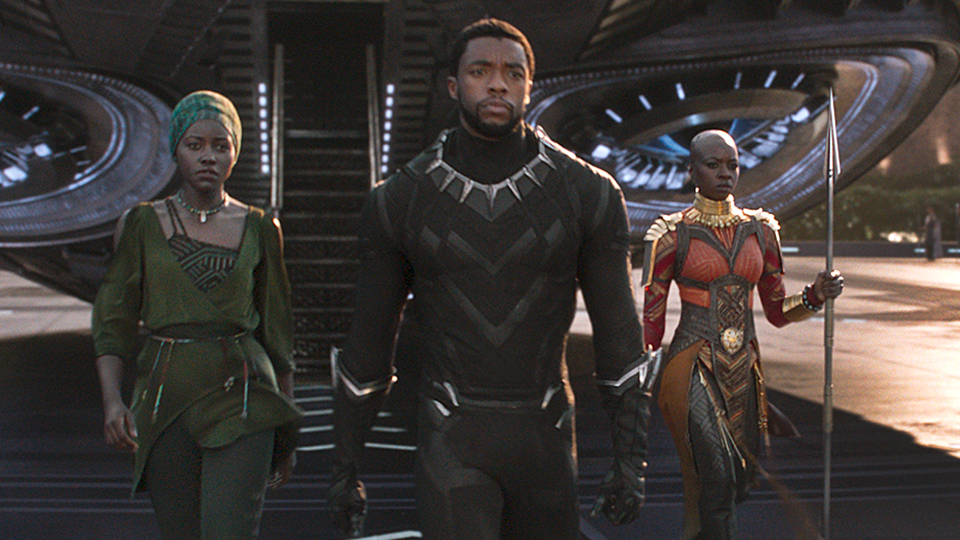 "Say it loud: Marvel's brilliant ""Black Panther"" is more than just ..."