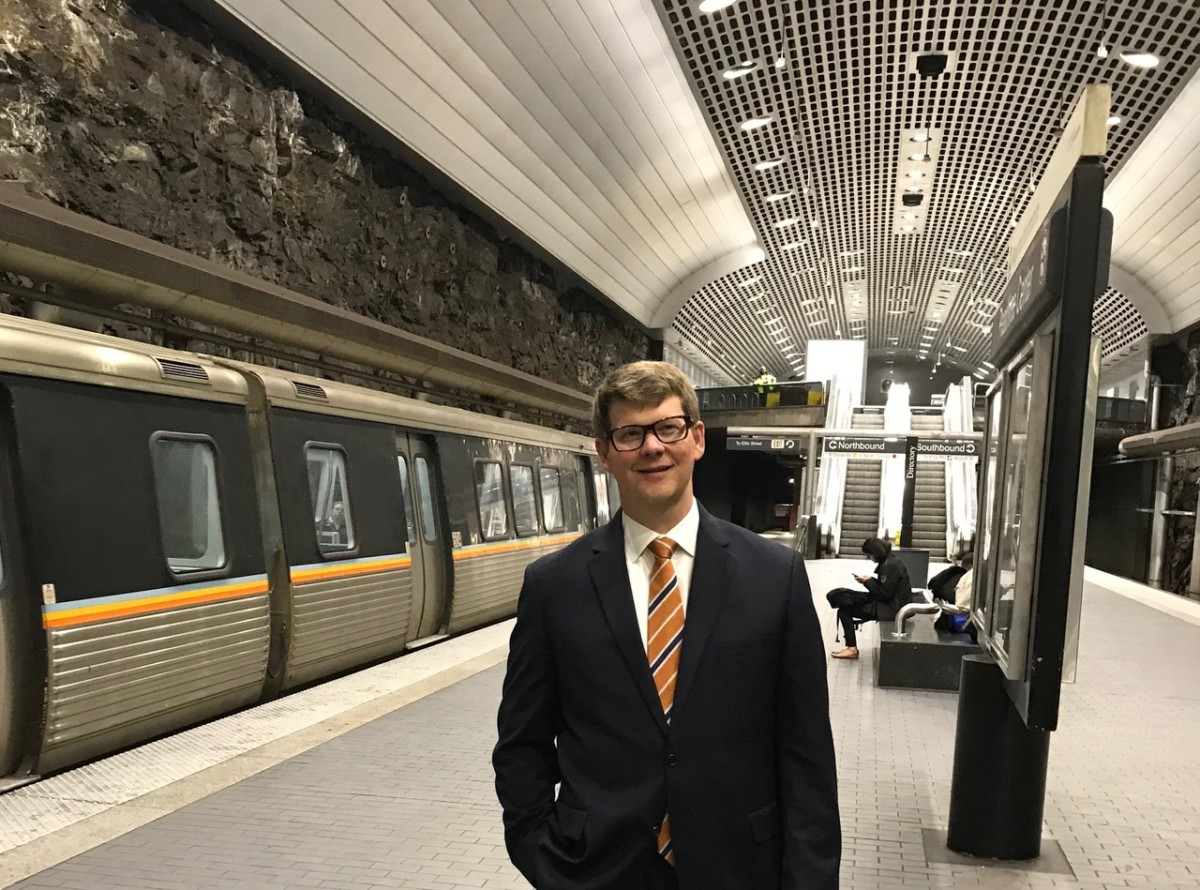 Jeff Parker, new president and CEO of MARTA. Credit: Maria Saporta