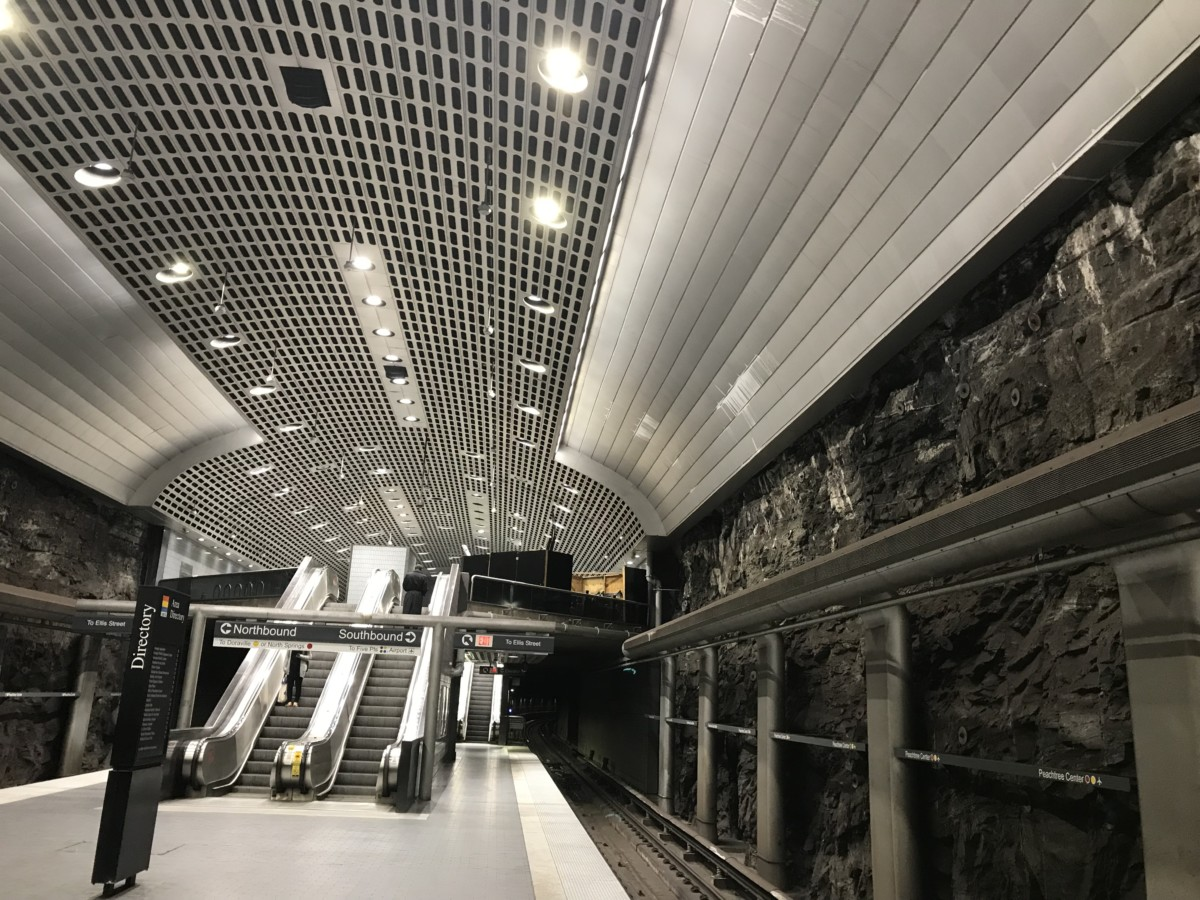 MARTA Peachtree Center Station