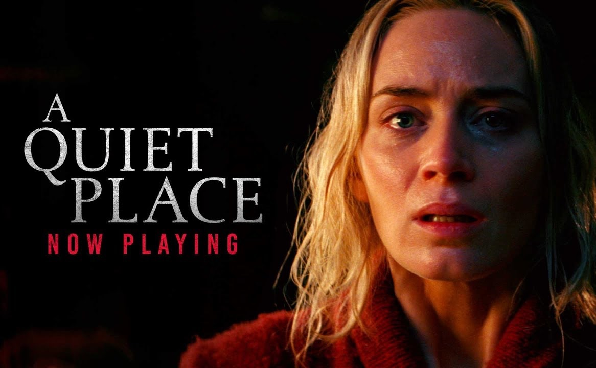 'A Quiet Place' - a silence-filled movie for people to ...