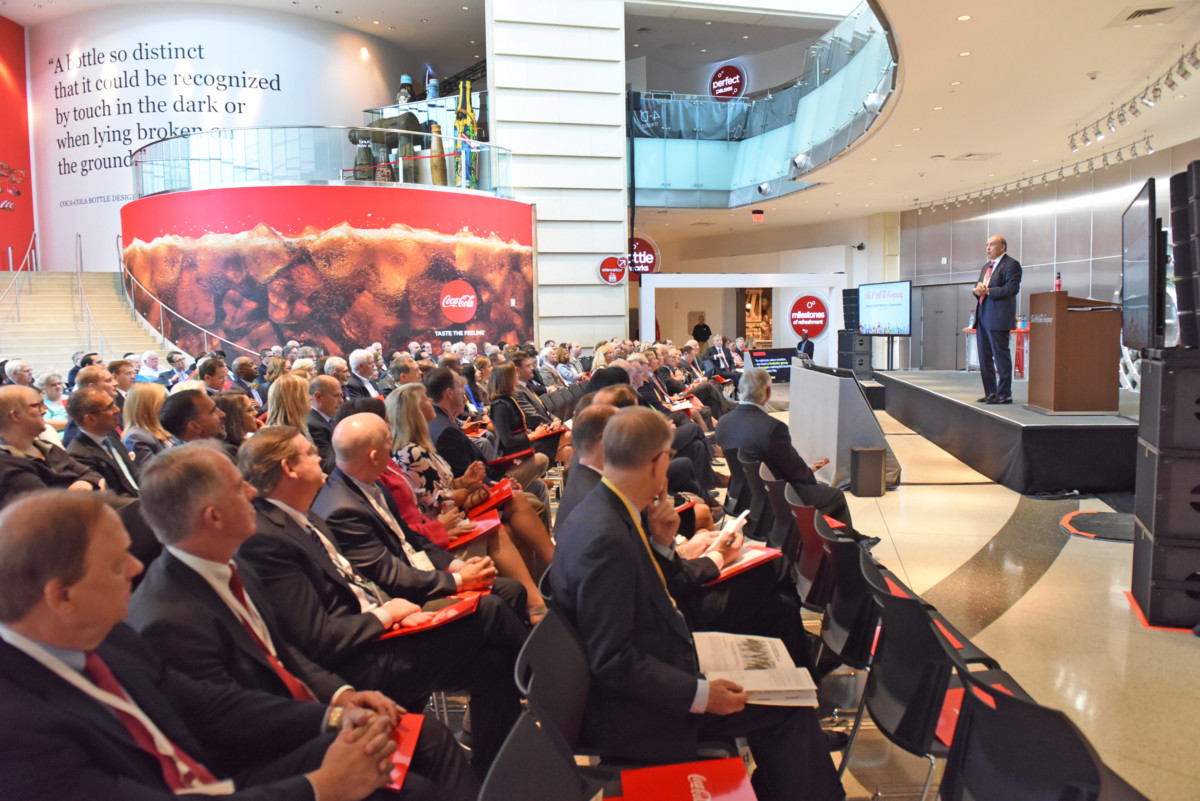 Coca-Cola shareholders meeting