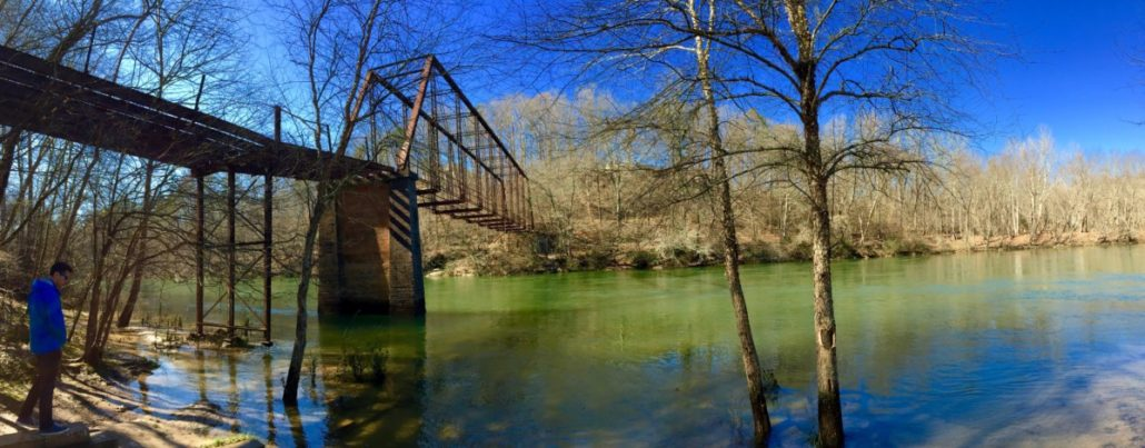 chattahoochee, bridge