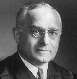 U.S. Associate Justice Felix Frankfurter