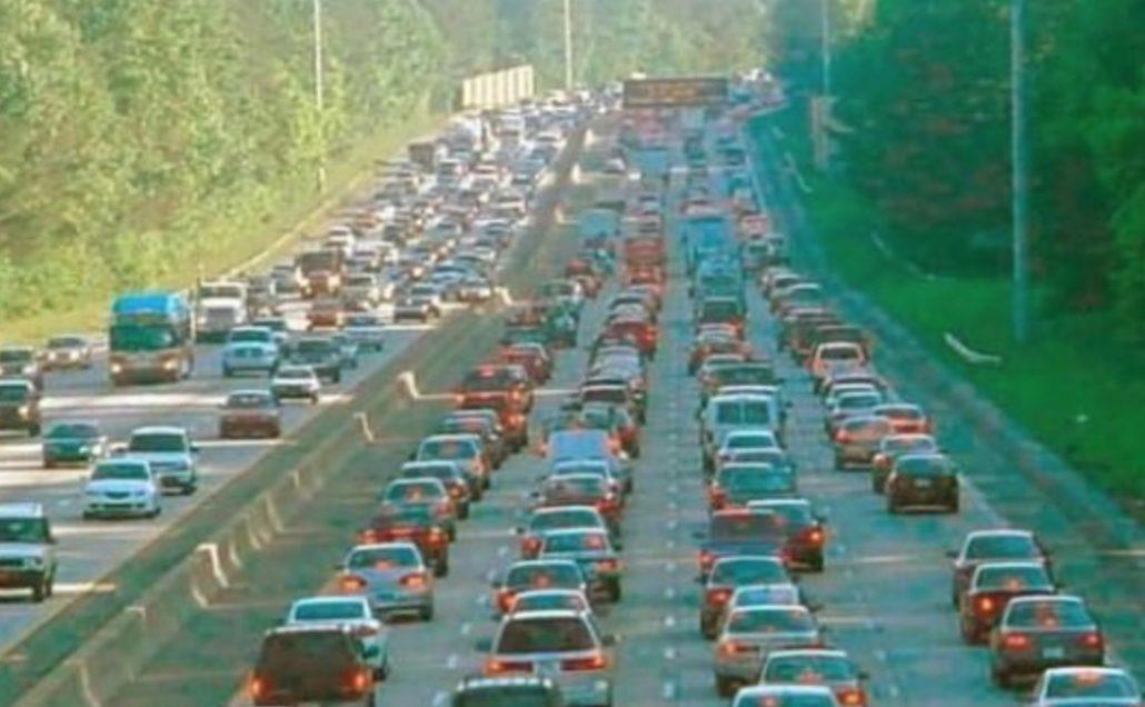 Ga. 400 express lanes