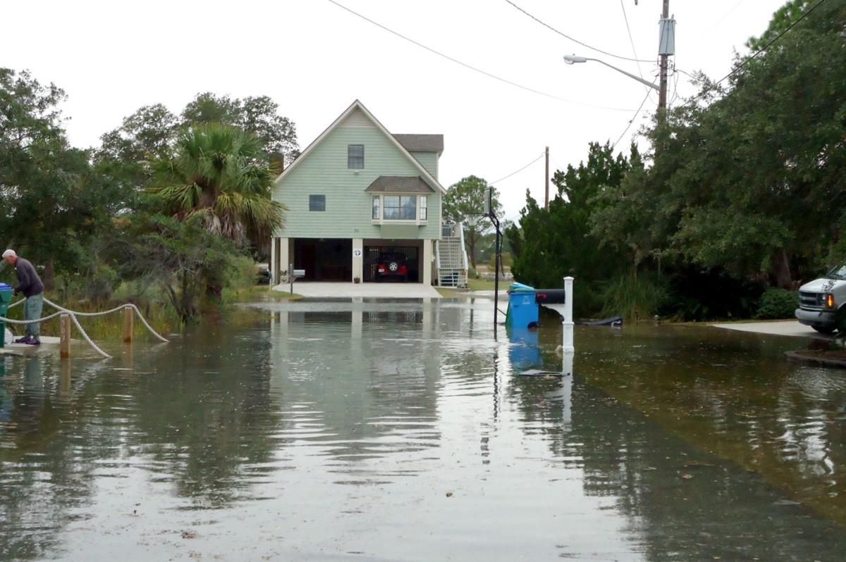 tybee island flooding
