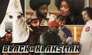 BlacKkKlansman poster