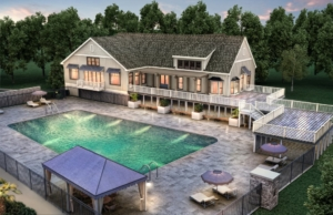Pulte_Parkside at Mason Mill --future clubhouse & pool (2)