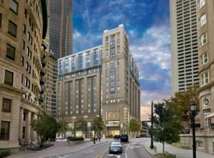 atlanta city design, revised proposal