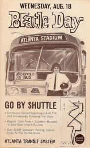 beatles shuttle