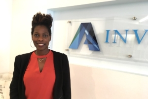 Erika Smith, new Southside community and economic development manager at Invest Atlanta. Credit: Maggie Lee