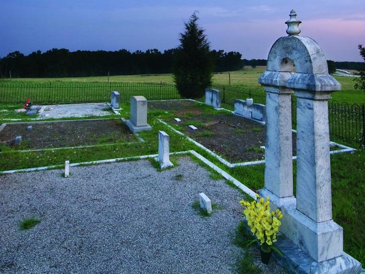 Conservation easement, Davis Cemetery, edit