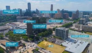 Former Houston's site