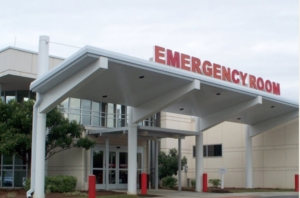 Houston Healthcare, emergency room