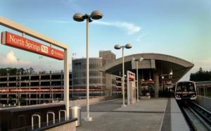North Springs MARTA Station